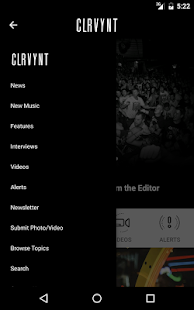 CLRVYNT- screenshot thumbnail