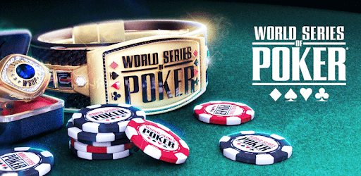 World Series of Poker – WSOP Free Texas Holdem - Apps on