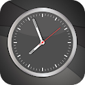 Metal Clock Live Wallpaper icon