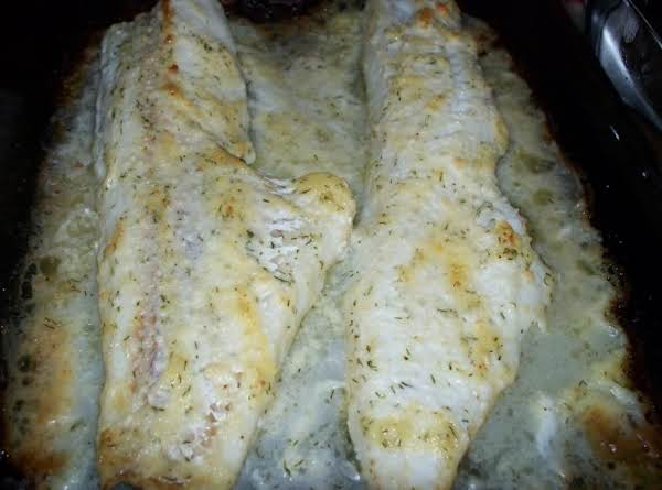 Baked Parmesan Cod Recipe