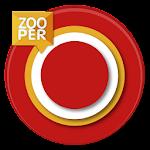 Up2u - Zooper skins Icon