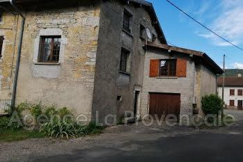 maison à Montfleur (39)