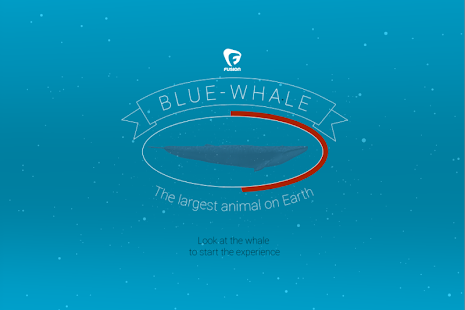 Blue whale VR- screenshot thumbnail