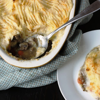 Shepherd's Pie with Cheddar Mash