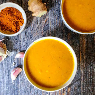 Immunity Boosting Vegetable Soup
