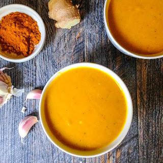 Immunity Boosting Vegetable Soup.