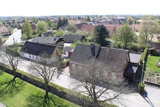 Photo: Et kig ned af Kirkevej og Juelsgade