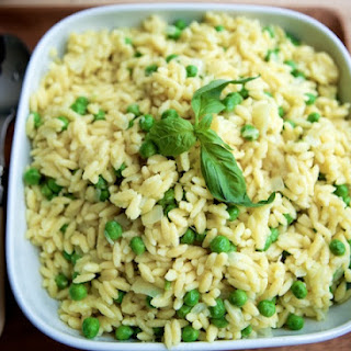 Green Peas Orzo Recipes