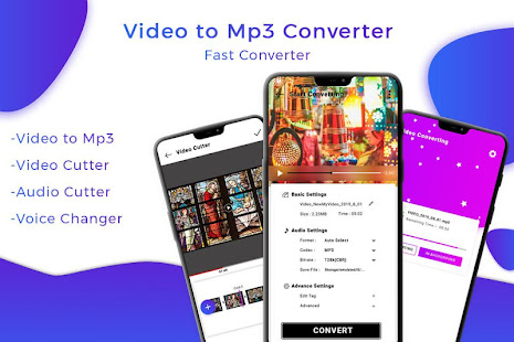 Video To MP3, Video To Audio Convertor for PC / Windows 7, 8