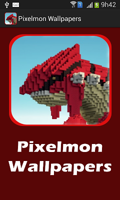 RGPixelmon WPapers - screenshot