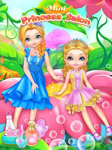 Mini Princess Salon: Girl Game  screenshots 5