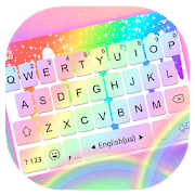 App Rainbow Fonts word Keyboard Theme APK for Windows Phone