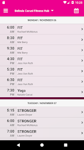 Belinda Carusi Fitness Hub - náhled
