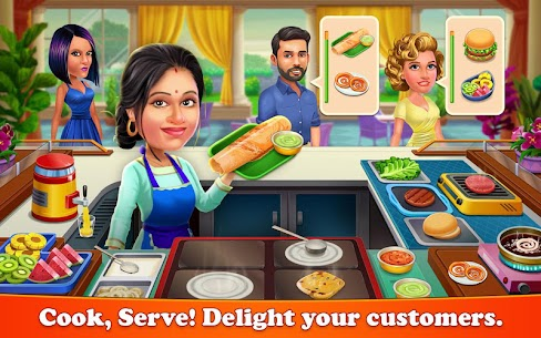 PATIALA BABES COOKING CAFE MOD APK RESTAURANT GAME DOWNLOAD FREE 2