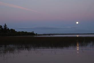Photo: Loch Measca in aice le Coláiste Muire