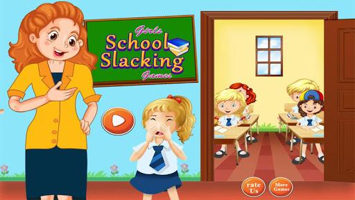 玩免費休閒APP|下載学校懈怠女生游戏 app不用錢|硬是要APP