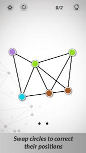 Color Swap : The circle puzzle 4
