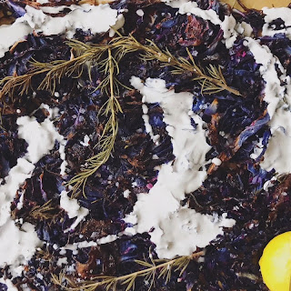 Raw Red Cabbage Recipes.