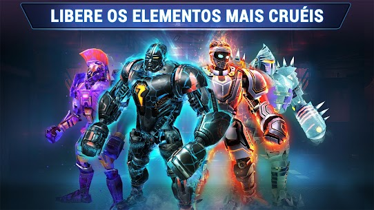 Real Steel Boxing Champions Apk Mod Dinheiro Infinito 5