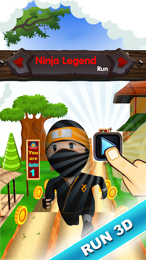 Ninja Legend Run