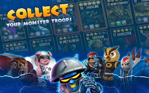 Monster Legends MOD 6.3.6 (Win With 3 Stars) APK 9