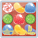 jewel jelly candy icon