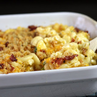 Macaroni and Cheese with Bacon Recipe