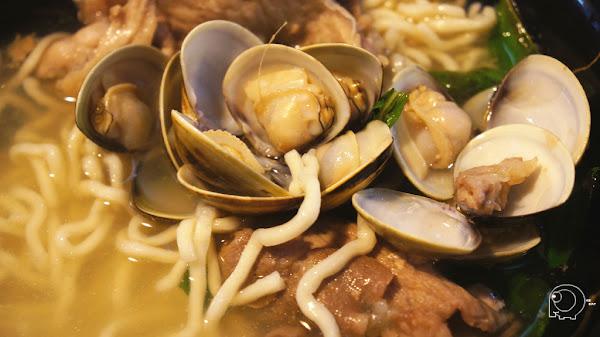 百里香蚌麵