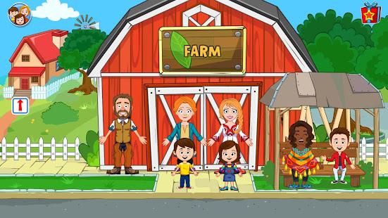My Town : Farm Life Animals Game