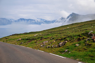 Photo: On the way from Gjogv to Enniberg