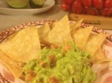 Newbie Guacamole Recipe