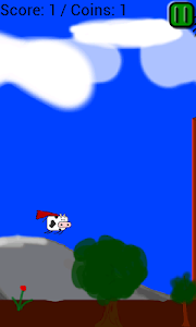 Flappy Cow Game screenshot 5