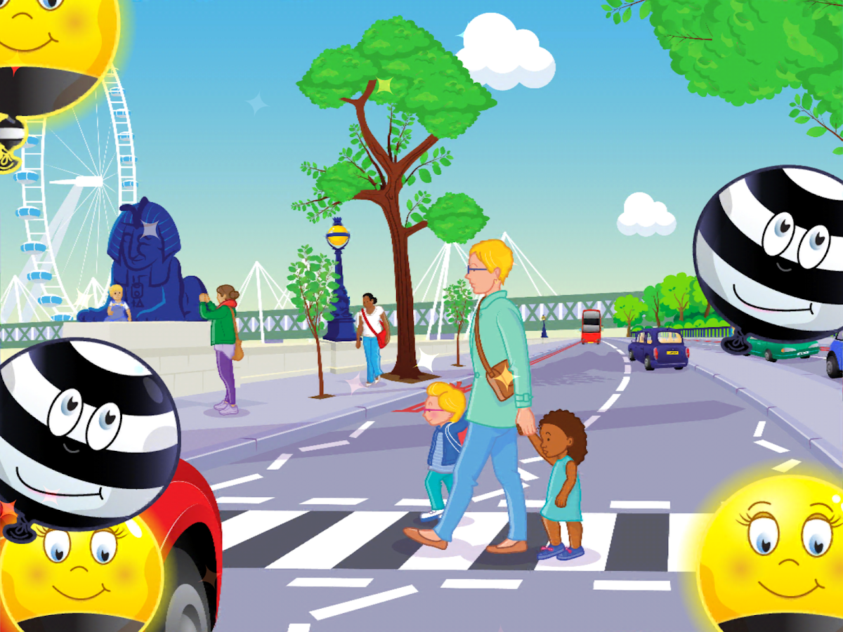 Children's Traffic Club London- screenshot