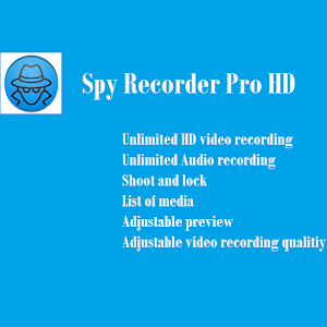 Spy Video Recorder Pro HD