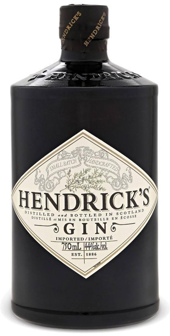 Hendrick's.