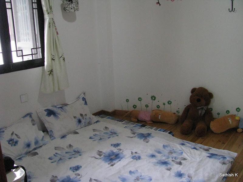 Photo: Manfull Hostel room
