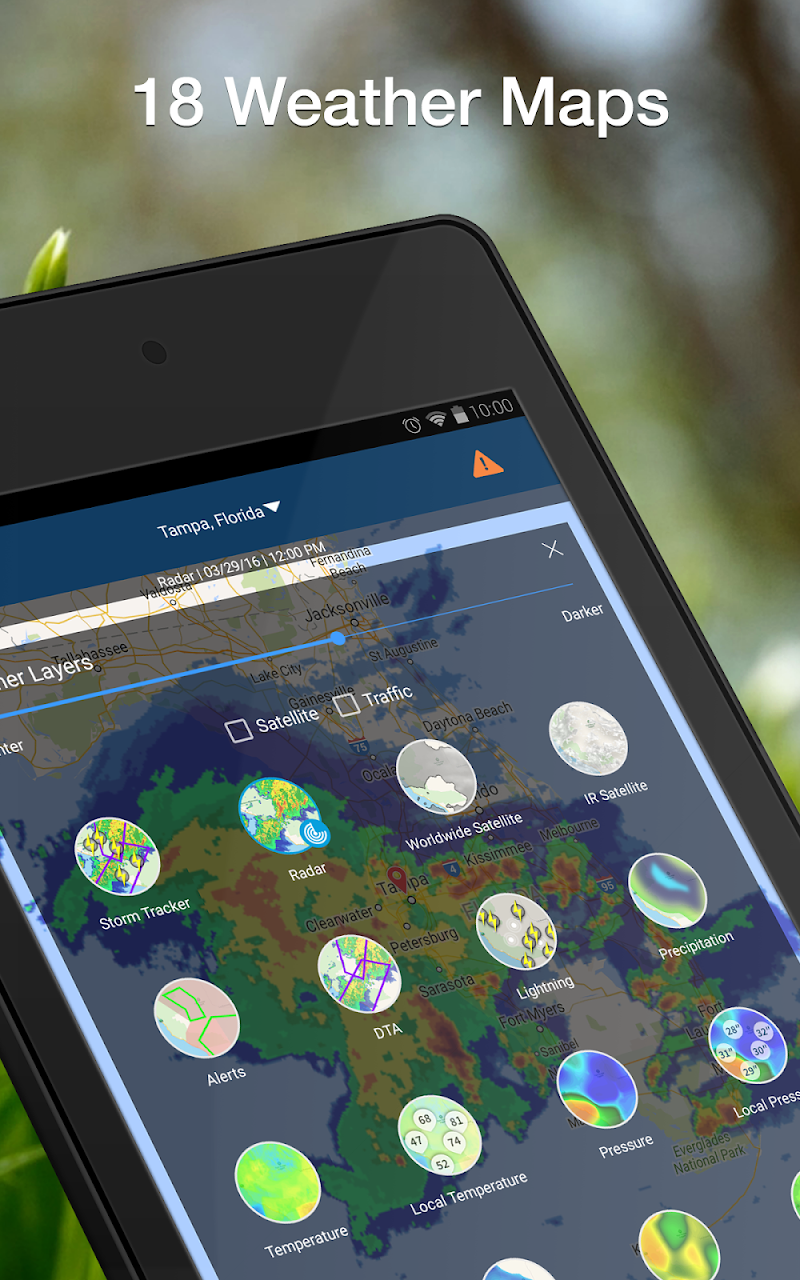Weather Elite by WeatherBug Screenshot 13
