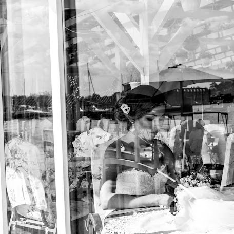 Wedding photographer Jan Myszkowski (myszkowski). Photo of 24.11.2017