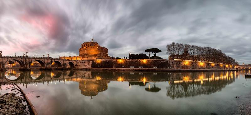 """""""The"""" River, Rome di davide fantasia"""
