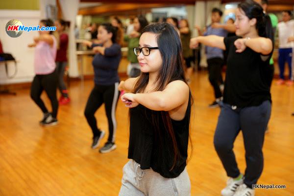 हङकङको नेपाली समुदायमा यसरी बढ्दै छ… जुम्बा डान्स फिटनेसको क्रेज!!!