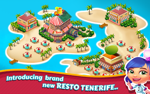 Restaurant Mania Screenshot
