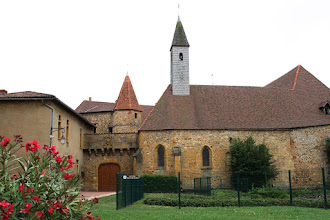 Photo: J19 : Charlieu - Abbaye