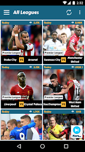 Football Cafe(Highlights,Live Score,Fixtures,News)- screenshot thumbnail