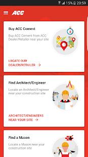 Acc Dream Home Building App Screenshot Thumbnail