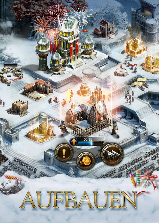 Clash of Kings – Screenshot