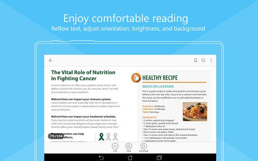 Foxit Mobile PDF  - Edit and Convert 6.6.1.0121 screenshots 10