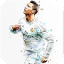 Cristiano Ronaldo Wallpaper HD APK icon