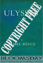 Photo: James Joyce's works are copyright free since 01/01/2012. Hoohay!