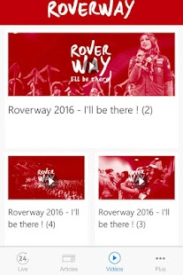 Roverway 2016 (FR)- screenshot thumbnail
