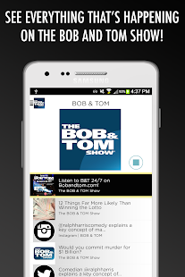 The BOB & TOM Show- screenshot thumbnail